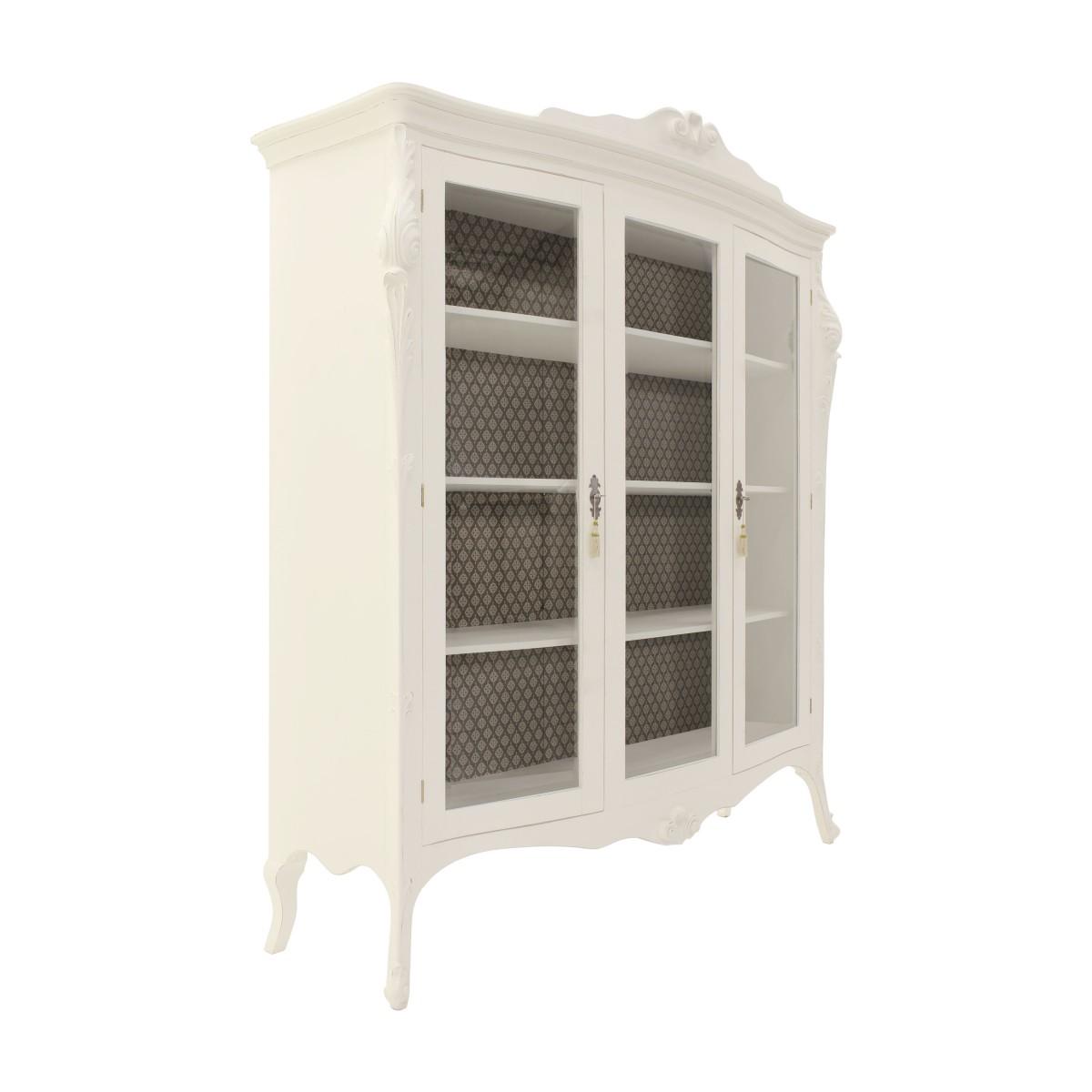 replica glass cupboard aura 1 1027