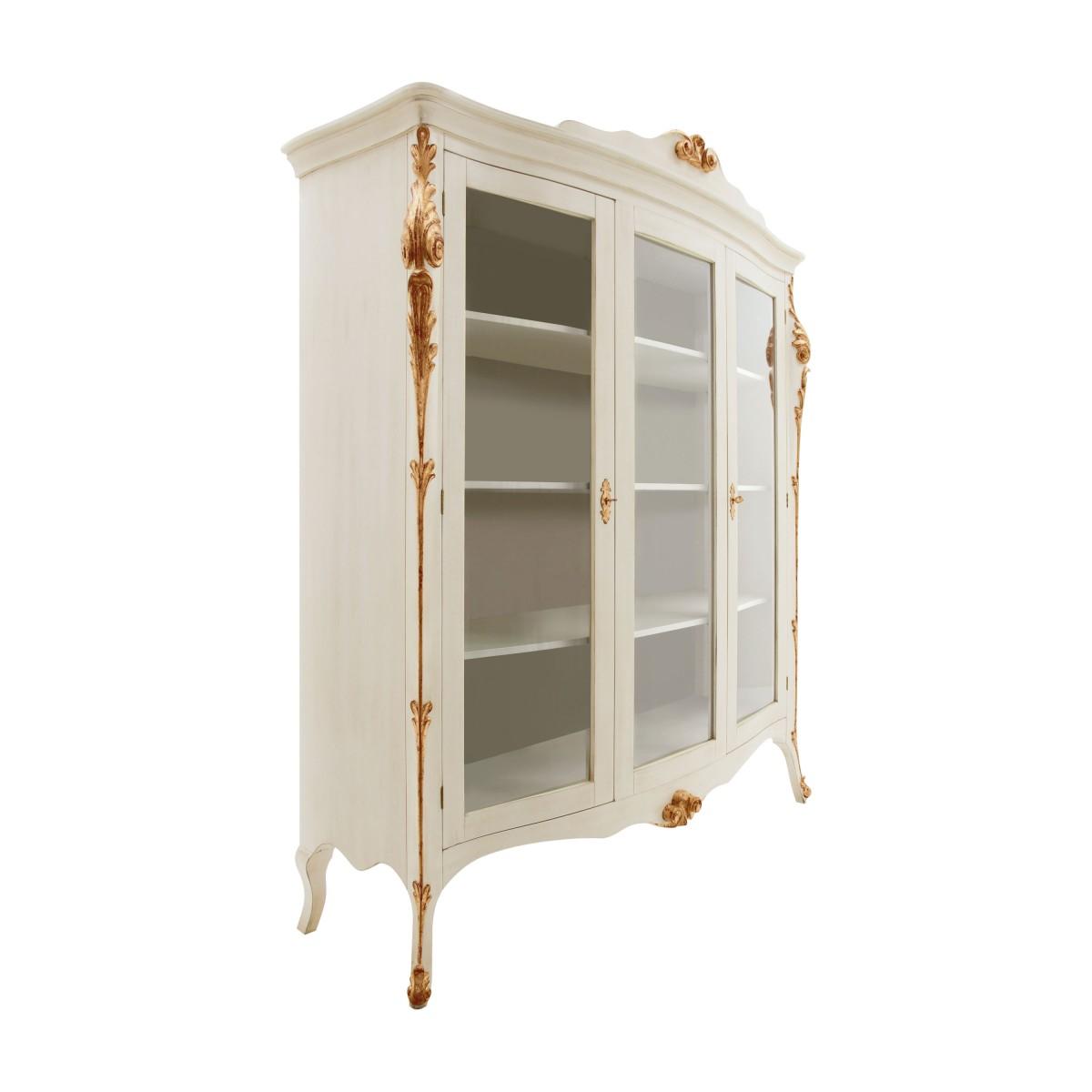 replica glass cupboard aura 1 4613