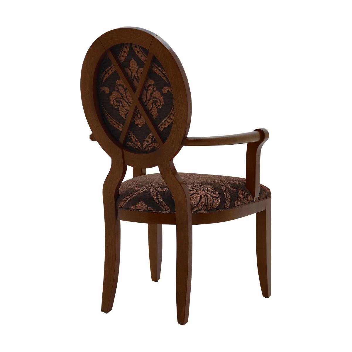 Small armchair Anello - Sevensedie