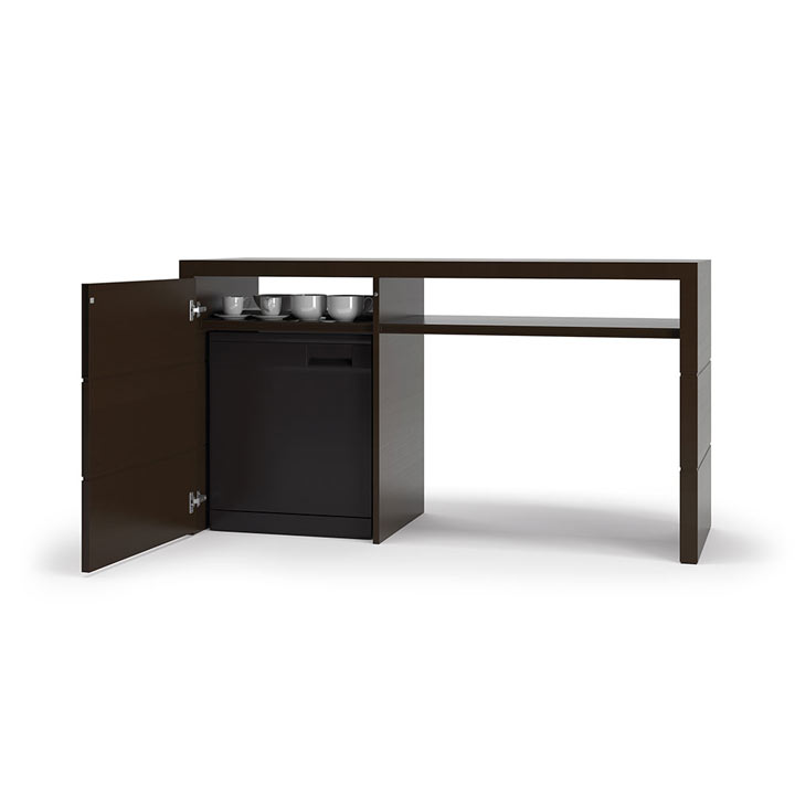 modern style wooden desk