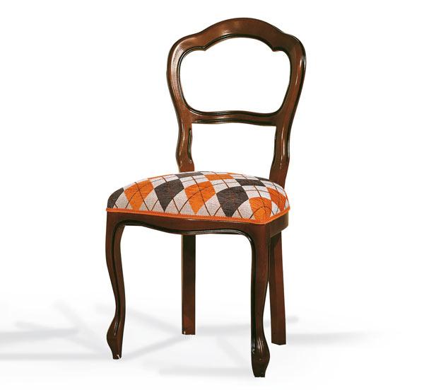 Sedia in stile classico Trearchi - Seven Sedie