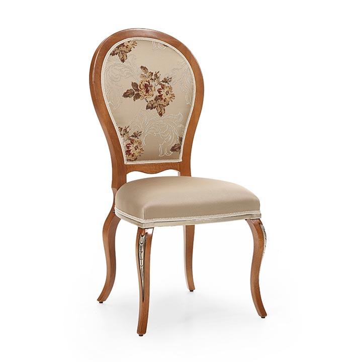 sedia legno classico wood classic chair maria 5622
