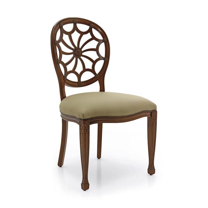 sedia legno classico wood classic chair sole 4314