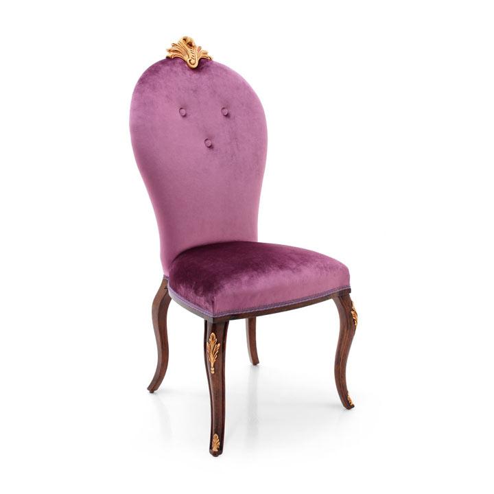 sedia legno classico wood classic chiar aster 4462