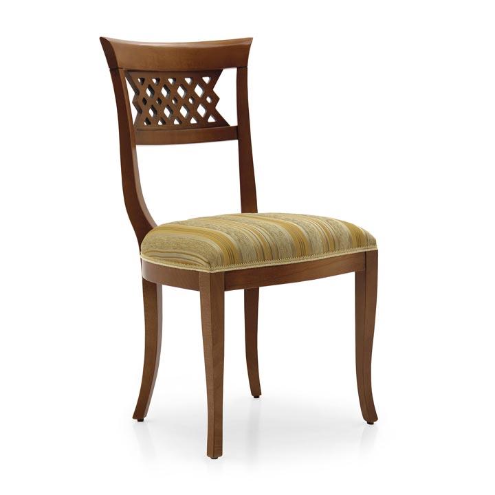 sedia legno classico wood classic chiar svevo 4202