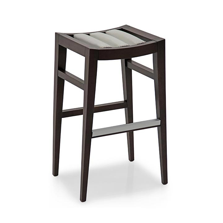 sgabello bar legno moderno wood modern barstool osiride 8779