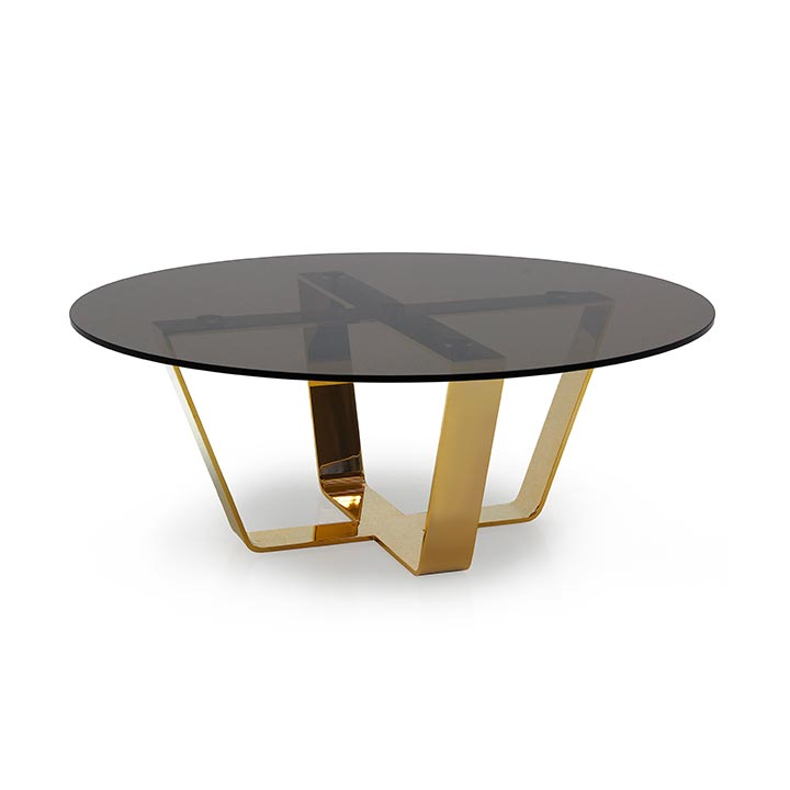 simple modern style table nove 8930