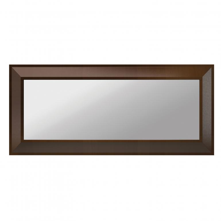 simple style wood mirror tiberius 4428