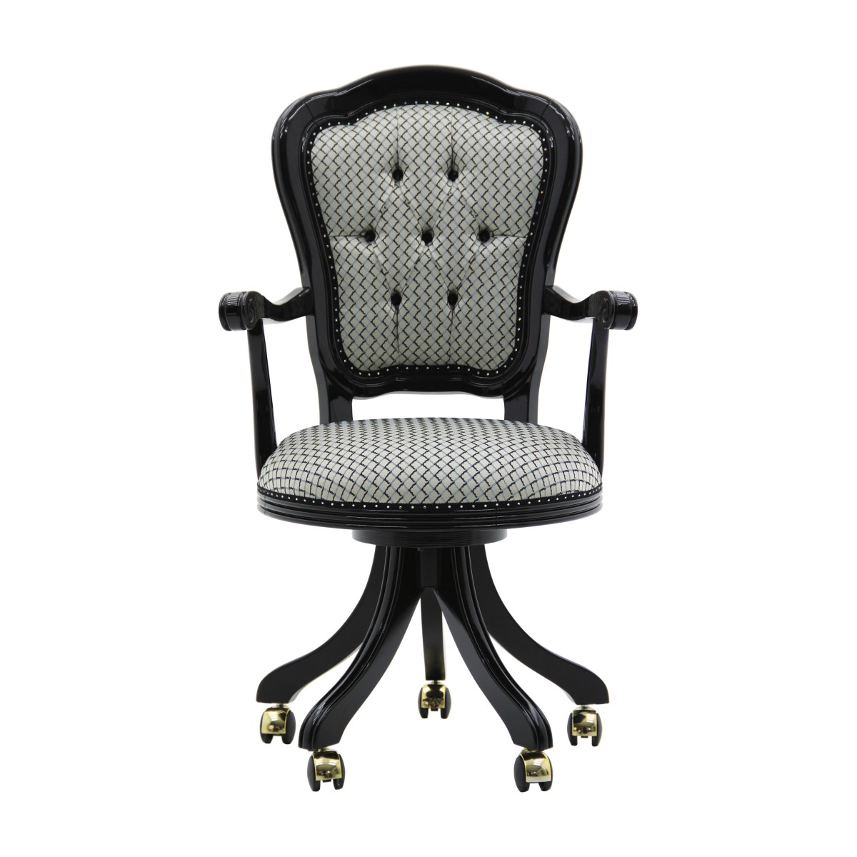 swivel armchair flavia 659