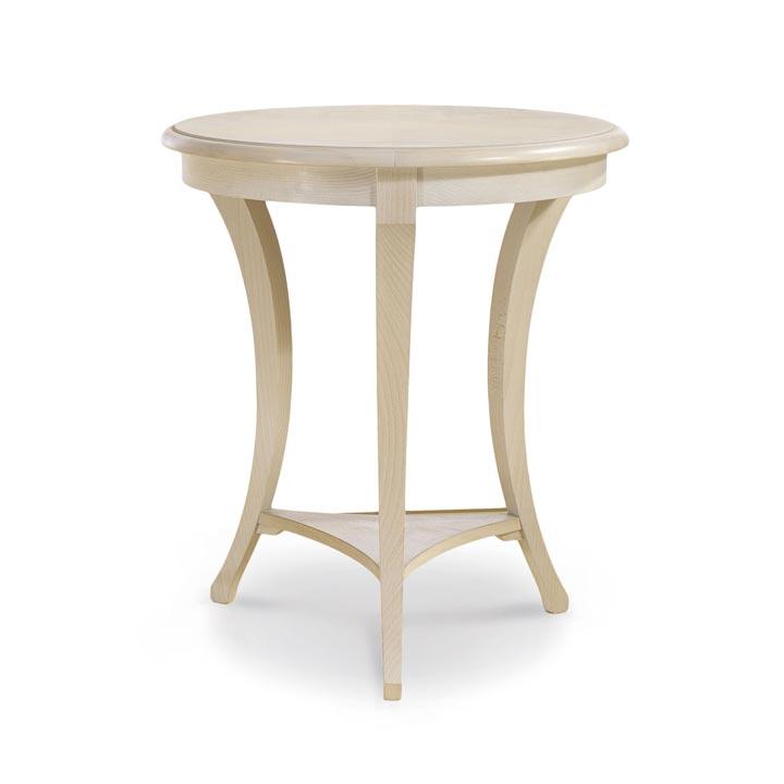 tavolino legno classico wood classic table tieste 8804