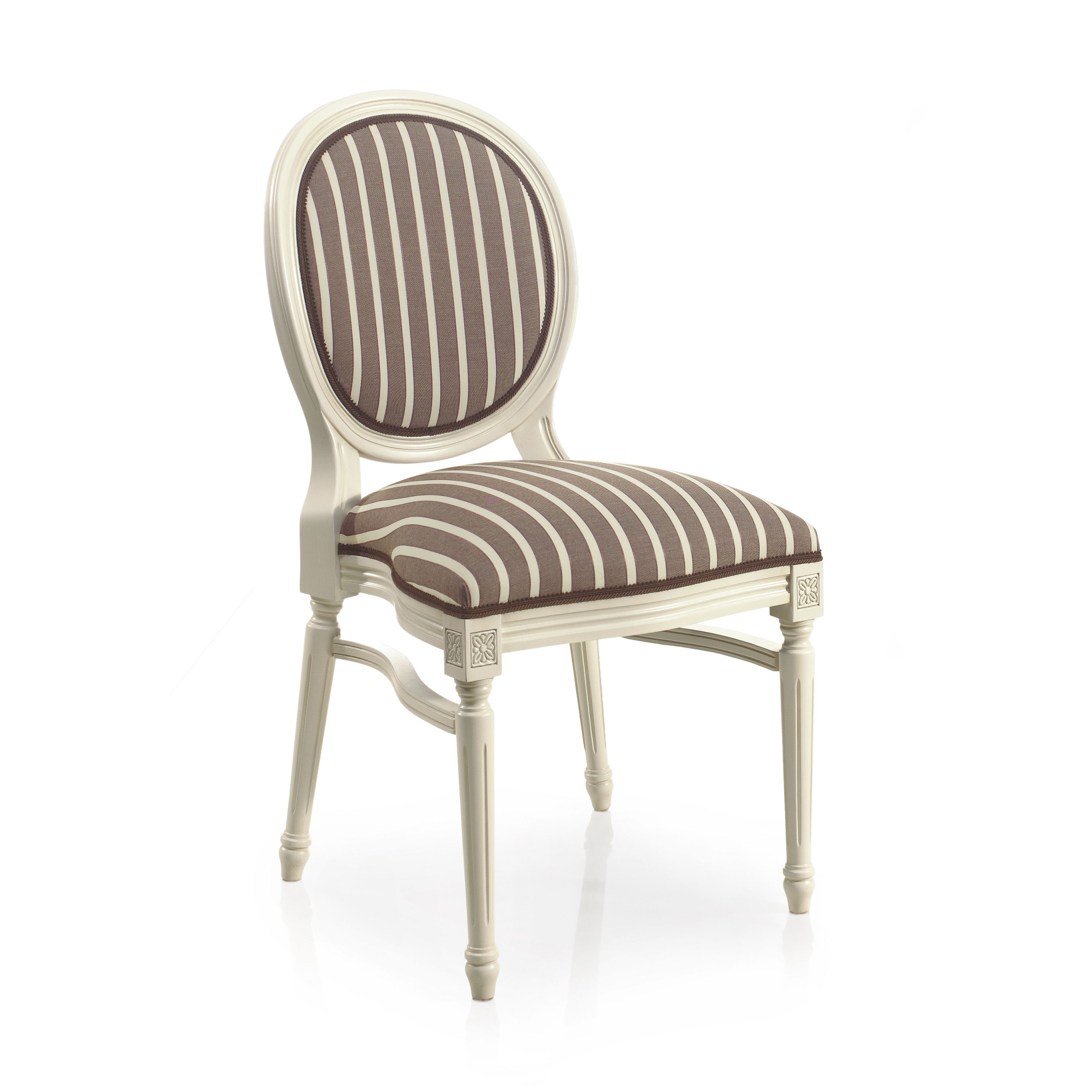 Classic Style Chair Made of Wood Luigi 341 Sevense