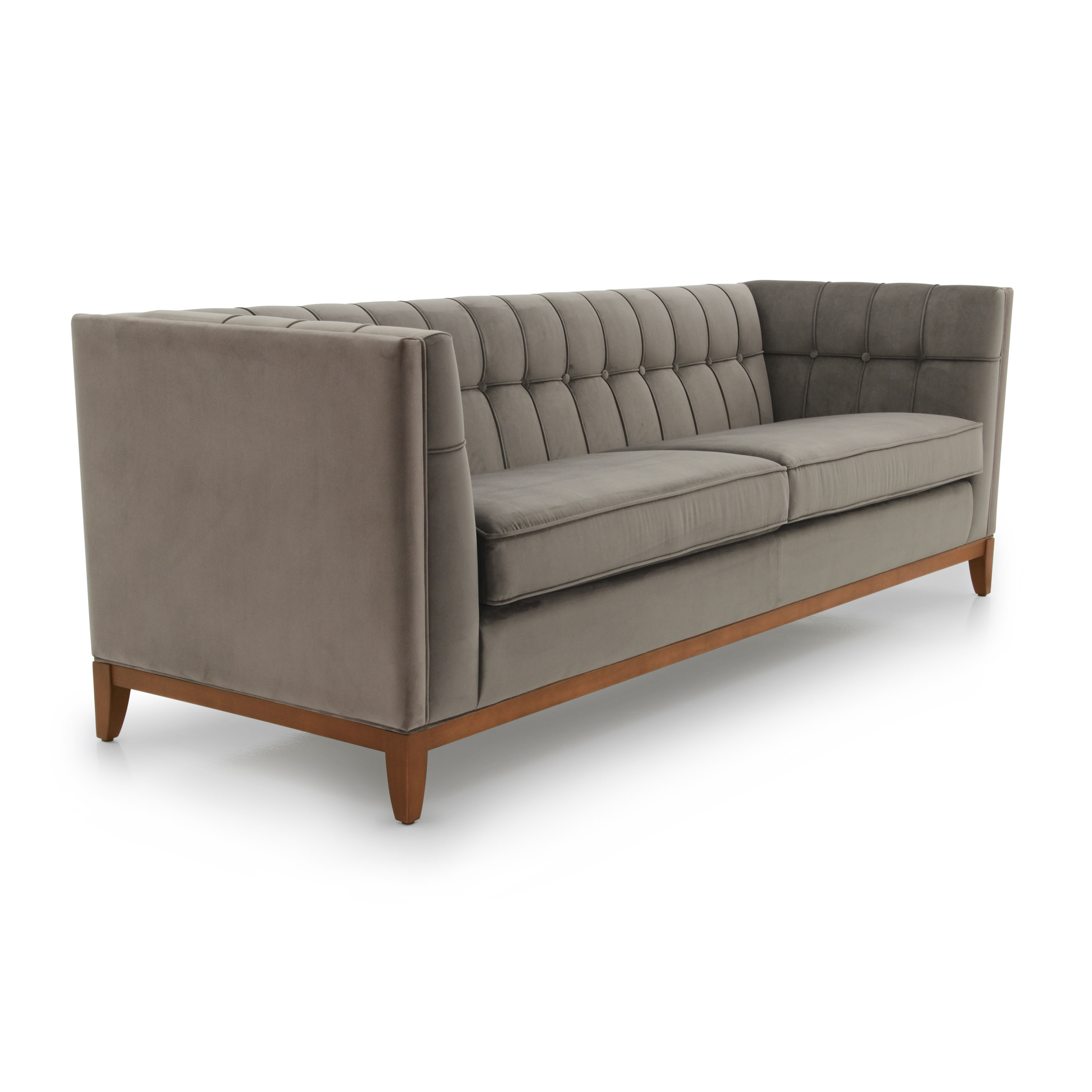 Modern Style Sofa Made of Wood Lixis 960 Sevense