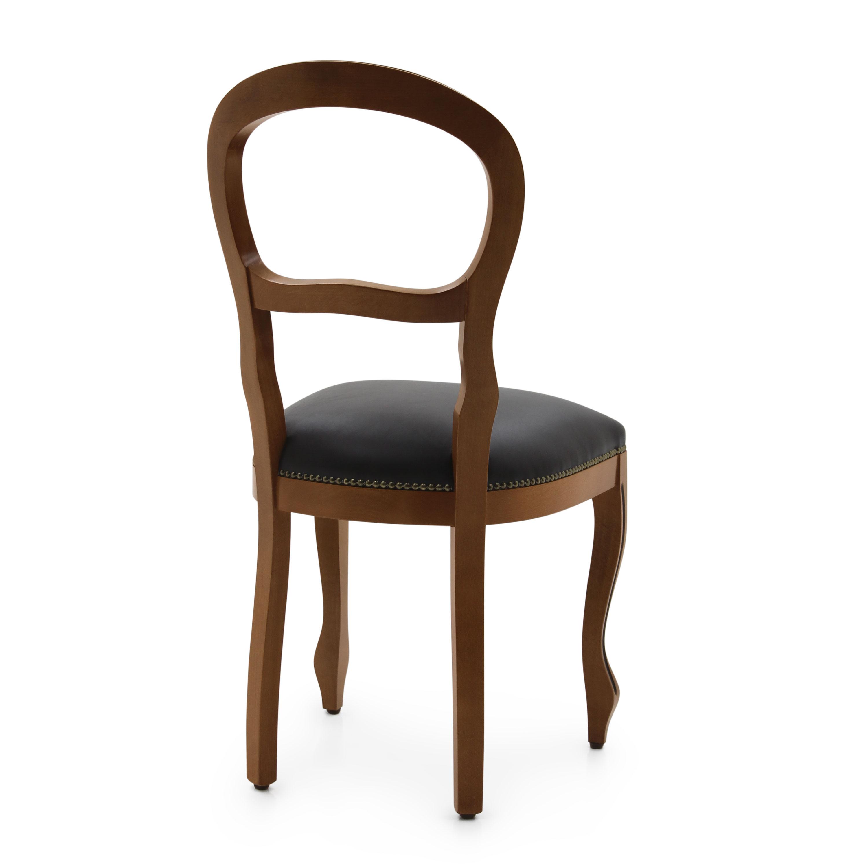 Chair Bella - Sevensedie  sc 1 st  Sevensedie & Classic Style Chair Made of Wood Bella 220 - Sevensedie