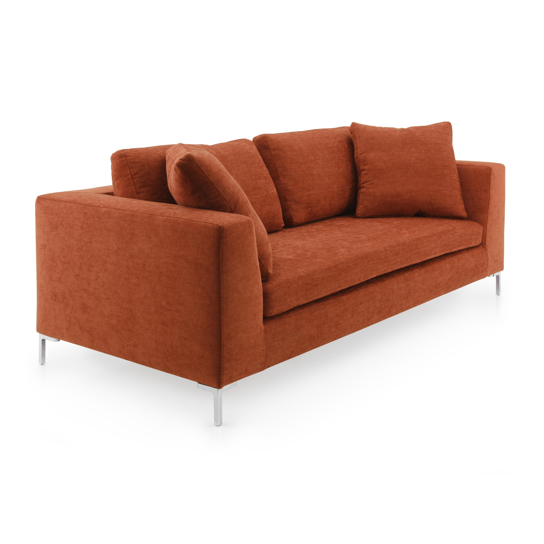 Modern Style Sofa Made Of Wood Javier 1074 Sevensedie