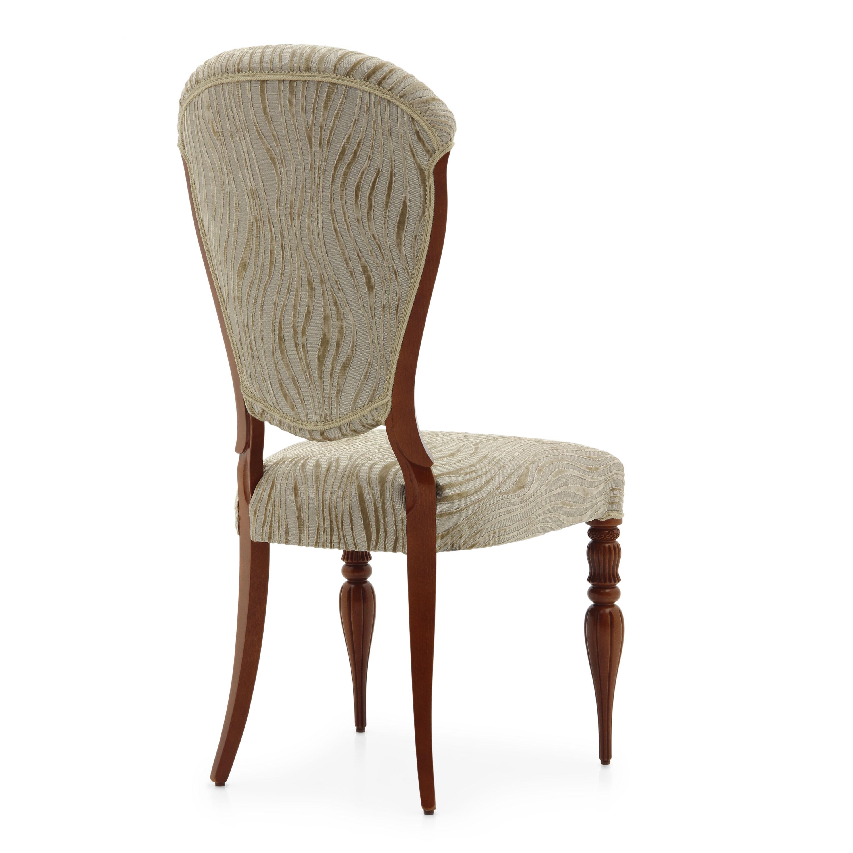 Sedia in legno stile classico cremona sevensedie for C4 arredamenti