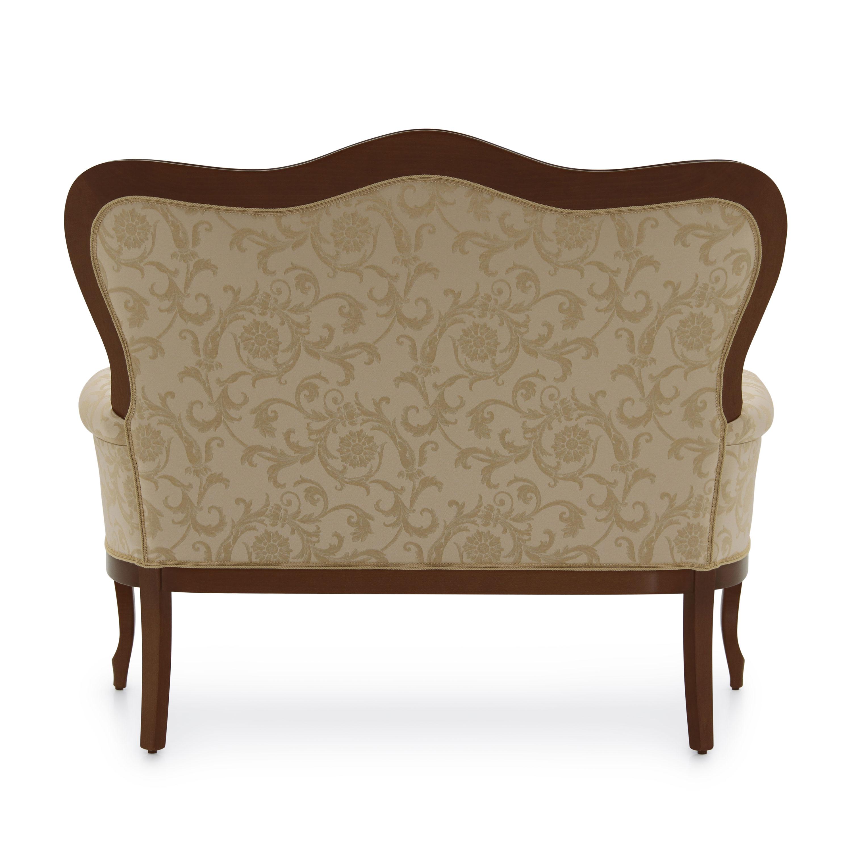 Divano E Poltrone Luigi Filippo divano in legno stile luigi filippo - sevensedie