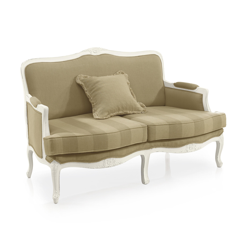 Classic Style Sofa Made of Wood Cloe | Sevensedie