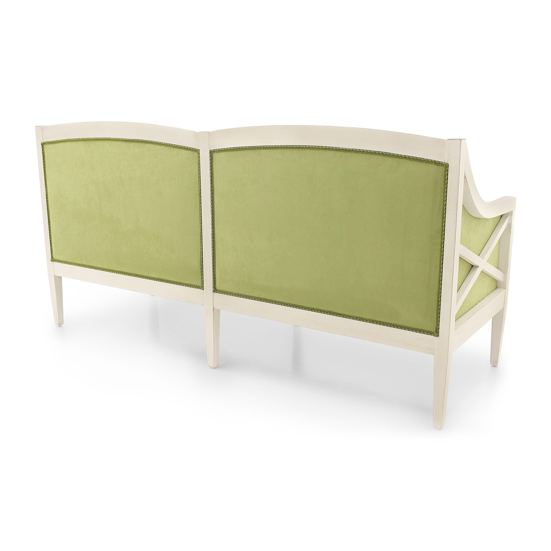 Art deco style sofa Cesare 385 Sevense