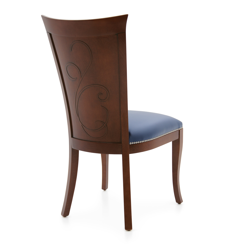 Prime Contemporary Style Chair Made Of Wood Feel Sevensedie Creativecarmelina Interior Chair Design Creativecarmelinacom