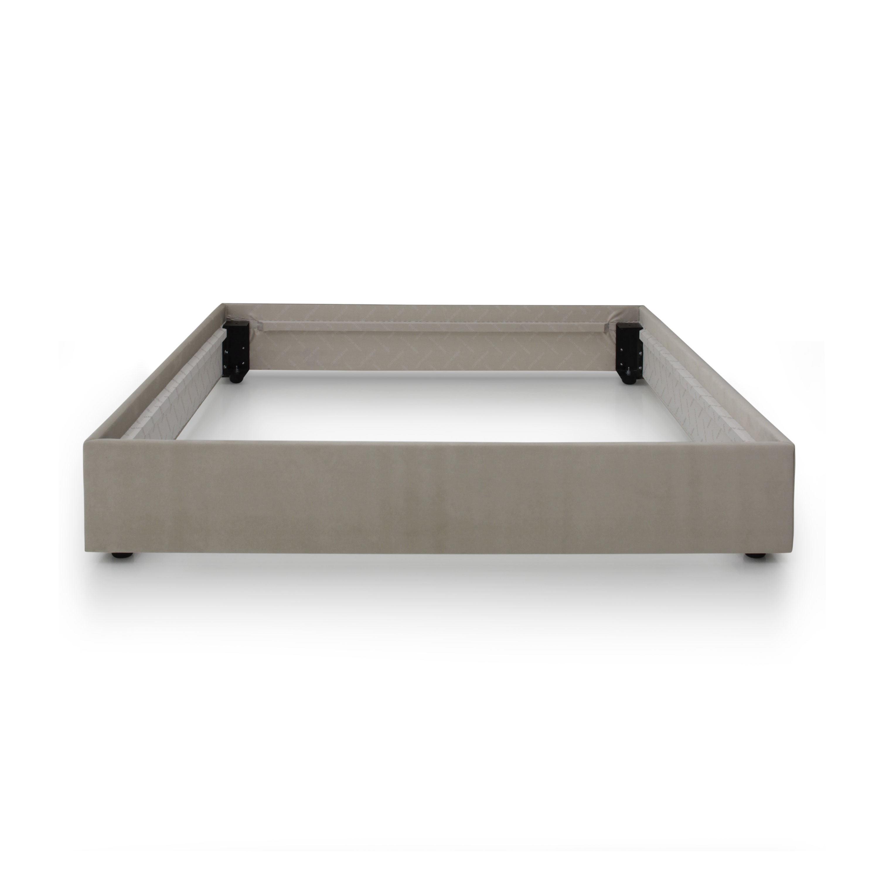 Contemporary Style Bed Frame made of Wood Fold 984 - Sevensedie
