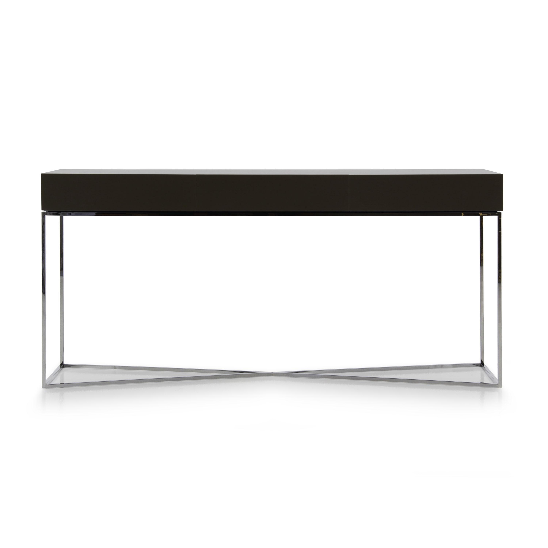 Modern Style Metal Console Table Klepsidra 945 Sevense