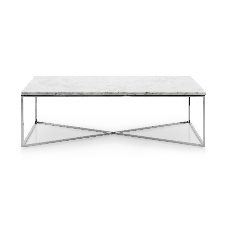 Modern Style Marble Top Coffee Table Klepsidra 942