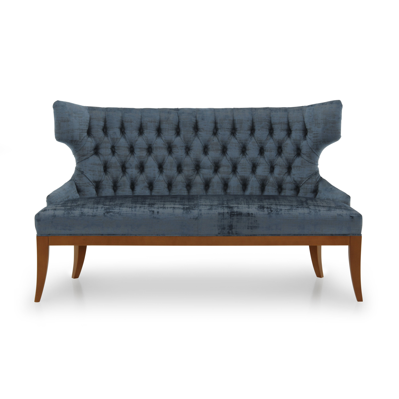 Modern Style Sofa Made of Wood Irene | Sevensedie