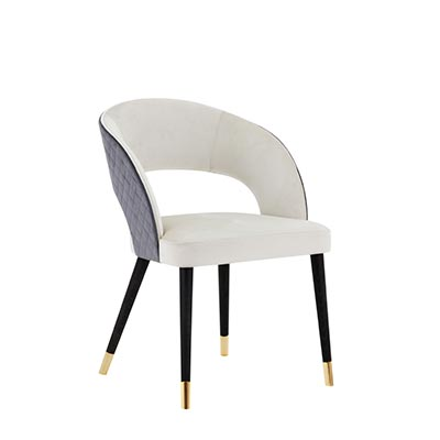Italian modern chair Giulia, designed for contract use by Sevensedie