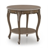 classic style wooden lamp table