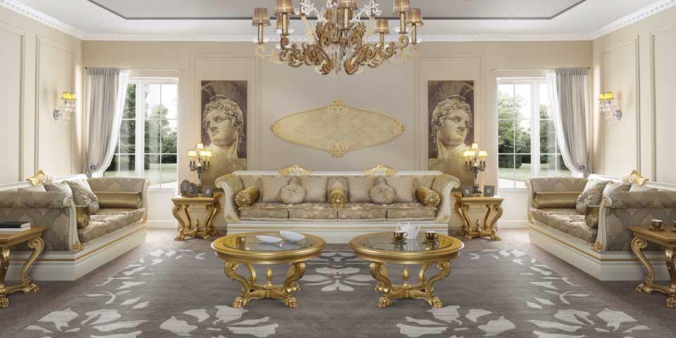 poltrone in stile barocco moderne : ... sedie classiche e moderne, divani e poltrone in stile - Seven Sedie