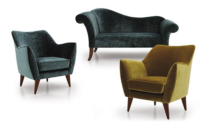Produzione sedie classiche e moderne divani e poltrone in stile